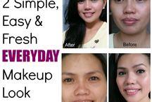 My Make Up Video Tutorial