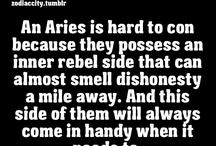 Aries : sun-sign / Observations and implications about that sun-sign.
