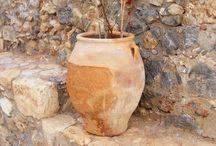 Jugs & Urns / Ancient Greek urns & interesting modern jugs