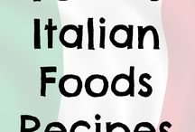 Top 20 Italy food and drinks