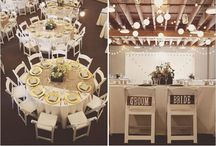 WEDDING - Decor / Modern wedding decor from traditional and modern to the more off-beat wedding decor styles..