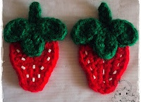 Crochet - free patterns - appliques and edgings