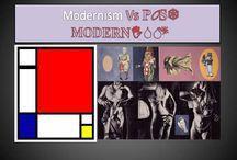 Art History - Post Modernism art references