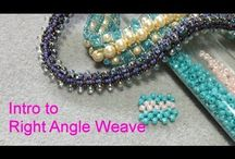 Right angle weave