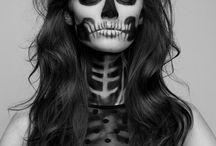 maquiagem artistica halloween