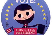 Election 2016 / by Joan Holub Children's Books