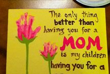 Mother's Day / Mother's Day inspiration for gift giving, recipes, and ways to show mom you care