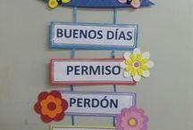 decoracion para el aula