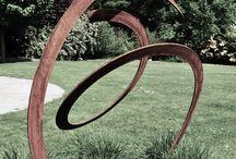 Tuin | kunst / Inspiratie voor kunst in de buitenruimte