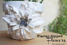 DIY - plaster of paris