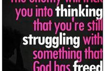 Encouraging, uplifting awesome reminders