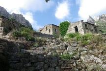vieilles pierres / corsica villages