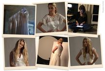 Collage / Bridal fashion collage and styling