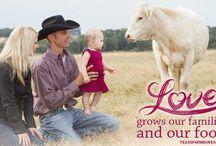 Farm, ranch life