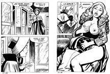 Zara la vampire / Comic