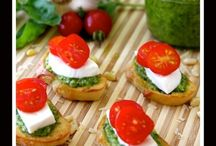 !!Appetizer Recipe Mosaics / Blogger Appetizer Recipes / by Flavor Mosaic