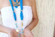 esarfa necklace