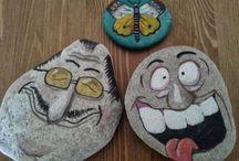 Kamienie-twarze
