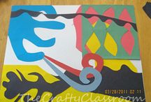 ARTISTE - Matisse / by Valérie Cadieux