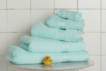 Towels / Our new range of luxury bath products is now available.  Enjoy! / by Zen Bedrooms