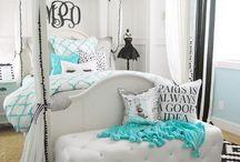 Girls Bedroom / Ideas for my bedroom