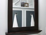 Shared Guest Bathroom / Bathroom shared by kids and guests. Functional/fun/sophisticated