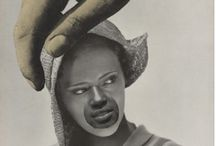 Hannah Hoch / The works of Hannah Hoch and the Berlin Dada movement.