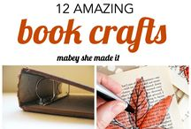 Crafts / Book related crafts and much more