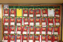 Our 1st grade classroom in pictures. / My little classroom and all the special things we do in it.