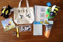 Literacy Bags / Literacy / by Missy Gardiner Weeks