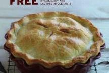 Free food ideas / Gf, df, wf foods