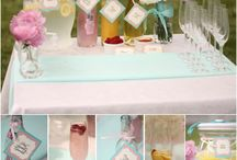 Wedding theme: Breakfast at Tiffany's