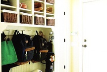 Mudroom / by Jenn Dell'Orco Miller