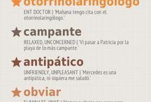 Vocab, Idioms, Grammar etc.