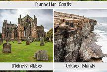 Irlande et Écosse