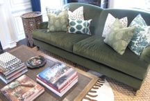 family room / by Barb Cutler