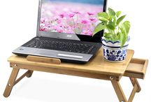 Relaxing Tray Table Desk Folding Portable Laptop Notebook PC Home Sofa Bed Stand