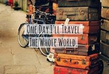Travel - My bucket List / One can only dream