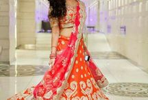 Wedding Lehnga's