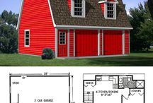 GARAGE PLANS, ENTRY DOORS, HARWARE / LOOKING TO CHANGE UP SOME THINGS IN THE HOUSE, MAYBE BUILD A GARAGE, ETC. GREAT PLACE TO FIND AND STORE IDEAS.