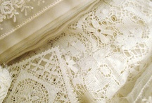 Lace and Linen Love