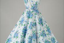 ×vintage dresses×