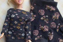 Barbie dress diy