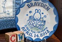 Hadley Children's Items / by Hadley Pottery