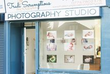 Trudi Scrumptious Photography Studio Edinburgh