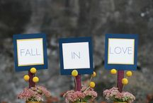 PARTY: weddings & events elements / inspiration for the happiest of occasions!