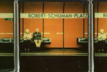 Ina Echternach / GER –   /   /   – Polaroid SX70