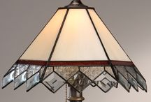 Stained glass lamps / Ideas