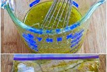 Recepten en dranken met citroen en limoen