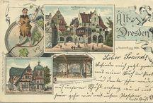 Staré fotografie a pohlednice
